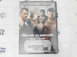 UFC 70: Nations Collide - DVD, 2007 New Sealed