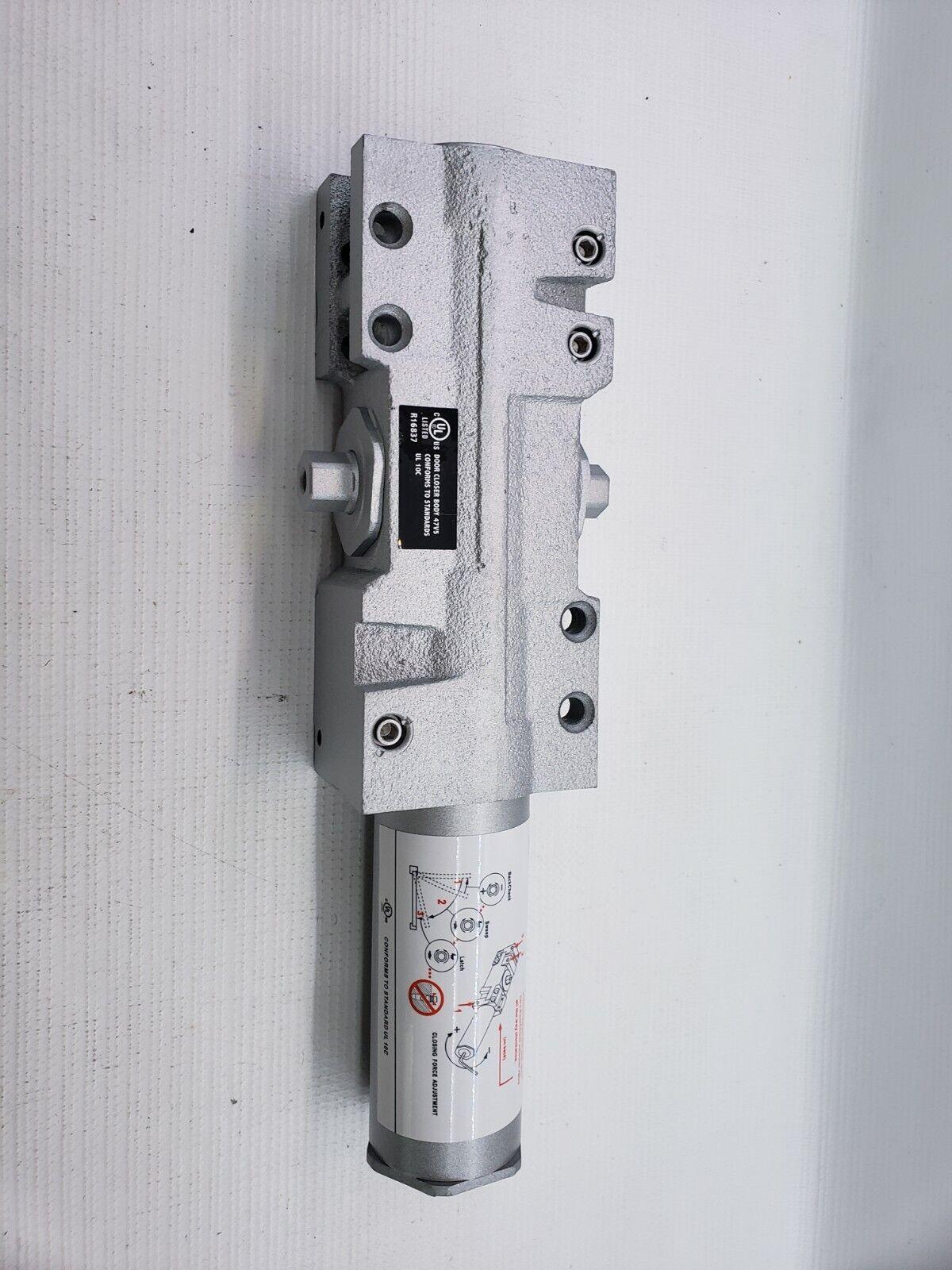 Hager Door Closer Body 11pl R16837 For Sale Online Ebay