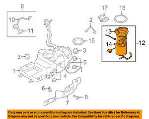 AUDI OEM 13-17 Q5-Fuel Pump 8R0919051E | eBay | Audi Fuel Pump Diagram |  | eBay