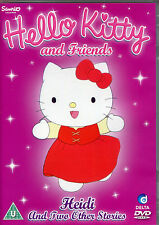 HELLO KITTY AND FRIENDS DVD - HEIDI AND TWO OTHER STORIES (KIDS)