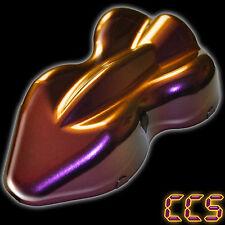 Flip Flop Violett zu Orange Auto Effektlack Dip Pigment 25g (100g=80€)