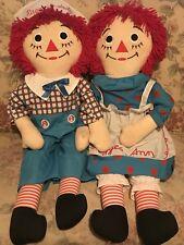 Applause Raggedy Ann & Rageddy Andy 1970?s