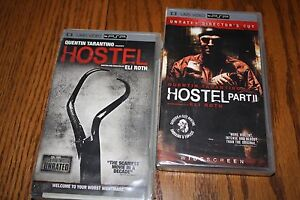 Lot-of-2-Hostel-Part-1-amp-2-PSP-UMD-New