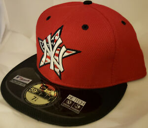 0d3897a57 NWT NEW ERA New York NY YANKEES 59FIFTY size fitted stars stripes ...