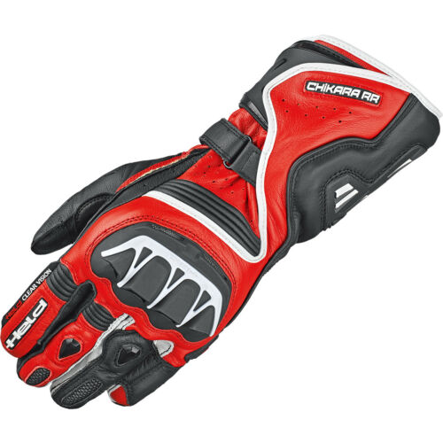 Held Chikara RR Motorcycle Gloves Sports Racing Track Bike Motorbike GhostBikes