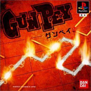 USED-PS1-PS-PlayStation-1-GUNPEY-Gunpei