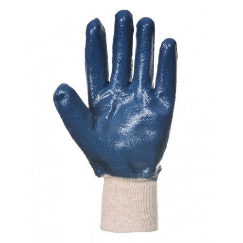 12 Paar Nitril Handschuhe blau