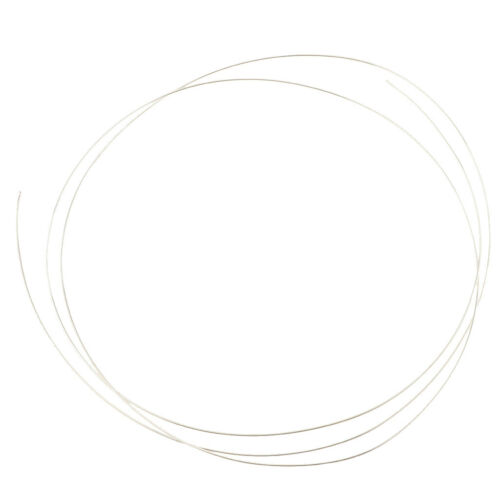 1 Meter 925 Sterling Silver Wire DIY Beading Jewelry Making Crafts 0.3mm-0.7mm