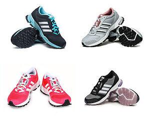 Adidas Women's Marathon 10 Trail Running Shoes D66709 Running Gym Trainers