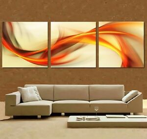 NOT FRAMED Home Decor Canvas Print Abstract Wall Art