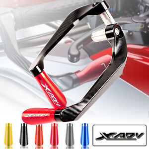 """Motorcycle 7//8/"""" CNC Brake Clutch Lever Protector Protection Handguard Hand Guard"""
