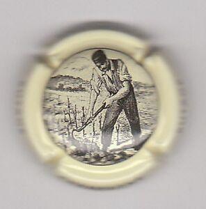 n° 768b Le Butage capsule champagne générique Crème