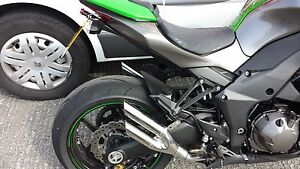 Image Is Loading Kawasaki Z1000 SX ABS 2010 2017 MTC Stainless