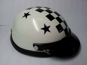 Helmet-Hat-Cap-Dog-Cat-Costume-Accessory-Pet-Supplies-Safety-Star-White-Racing