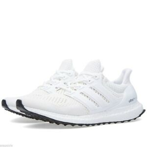 cheaper f1527 98a46 Image is loading S77416-Adidas-Ultra-Boost-M-1-0-White-