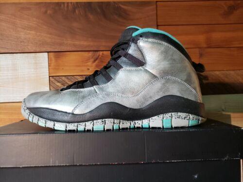 Nike Air Jordan 10 Statue Of Liberty Sz 10.5