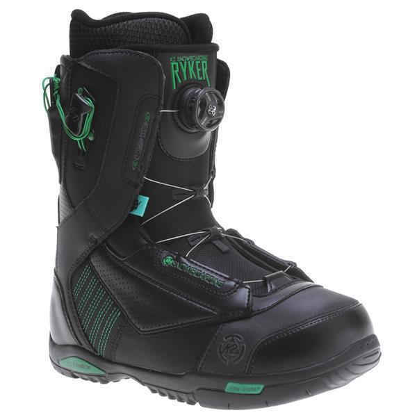 K2 Snowboardboots, Snowboard Boots Ryker mit Boa Schnürung, Gr  41,5 in black