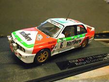 BMW M3 E30 Rallye Corte ingles Spain 1995 #6 Ponce 7up marlb or o UMBAU 1:43