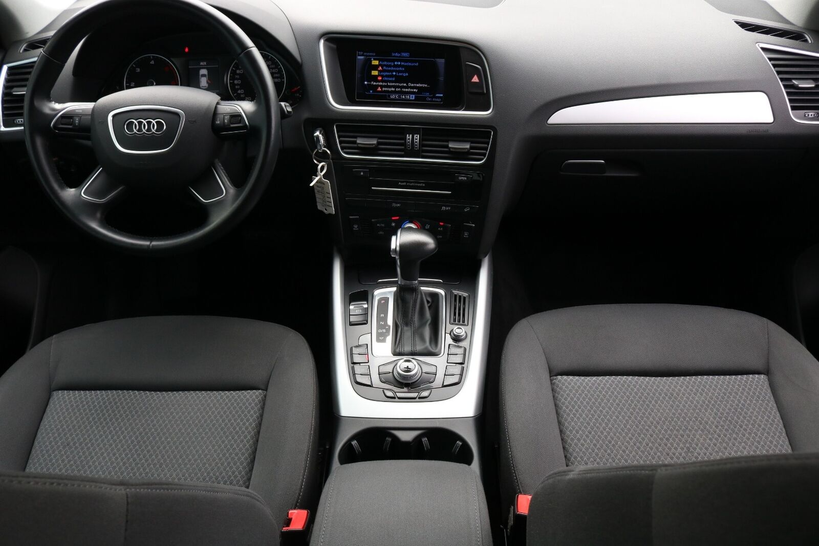 Audi Q5 TDi 190 Business S-tr.