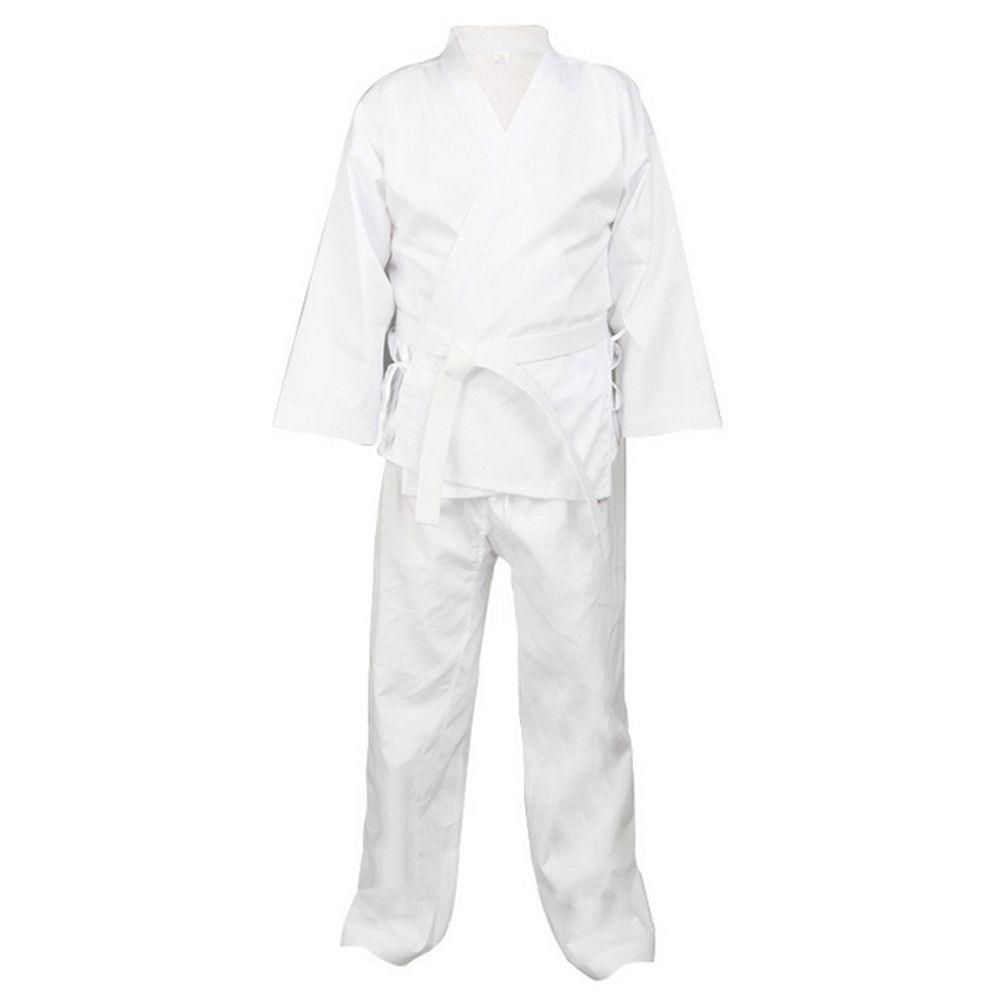 Karate Kleidung Baumwolle Polyester dreiviertel Ärmellos Turnier Erwachsene Kind Kind Kind    Outlet Store Online    Deutschland Outlet  4a2350