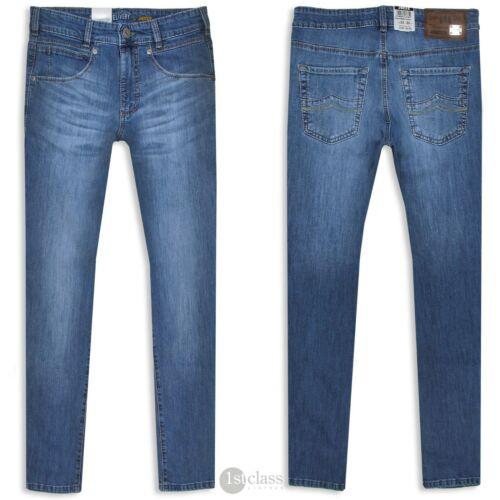 JOKER Herren JeansFreddy Straight Fit 2442//0669 stone bue buffies