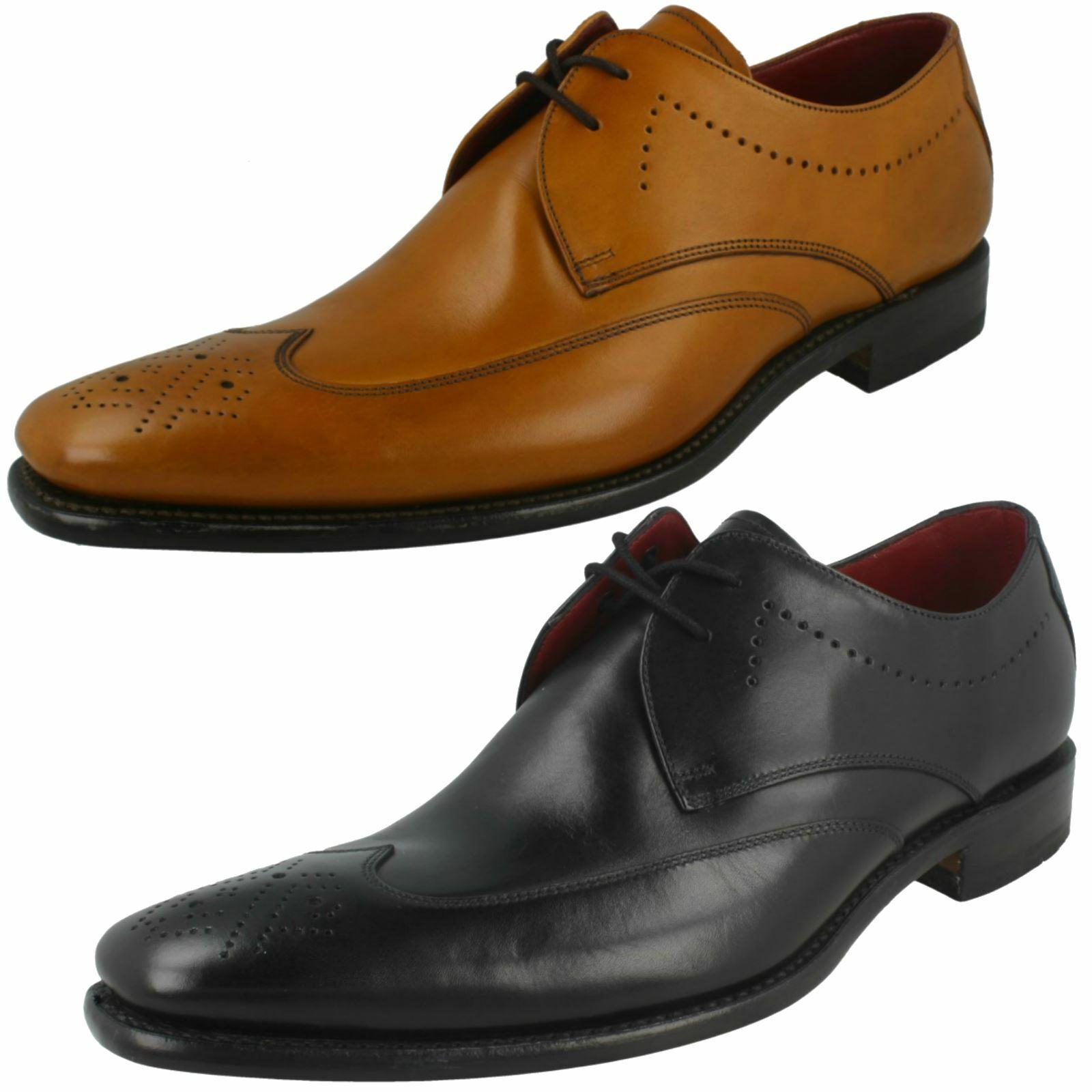 negozio online Da Uomo Loake CALATA stringati in in in pelle scarpe-stitch  qualità ufficiale