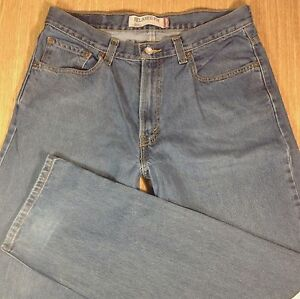 Levi's 550 34x34 Medium Jeans D Coupe Relax 18rd1wPxq