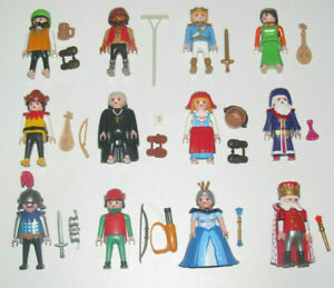 Playmobil-Figurine-Personnage-Medieval-Accessoire-Modele-au-Choix-NEW