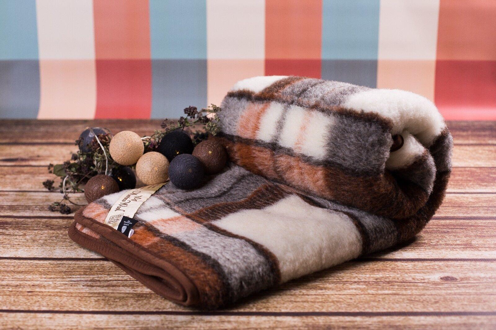 Woolmarked Mérinos Laine Pure Cougreenure 100% Naturelle, Toutes sizes