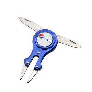 PEPSI-Divot-Repair-Tool-Knife-Nail-File-NEW