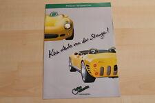74582) Inter Classic Kit Cars Prospekt 200?