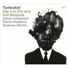 "DAN BERGLUND ""TONBRUKET - DIG IT TO THE END""  CD NEU"