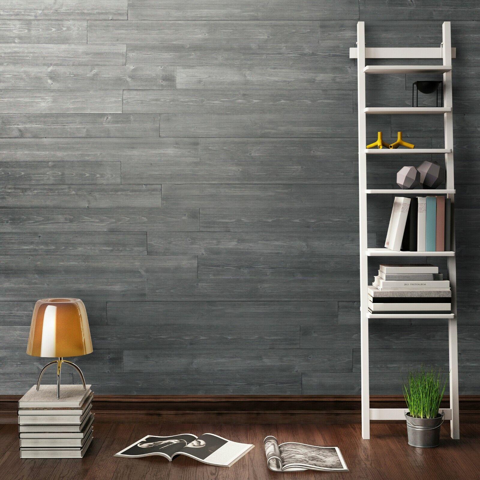 10pcs Natural Wood Wall Panel Reclaimed