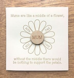 Image Is Loading Personalised Cards For Mum Mummy Nanny Grandma Nana