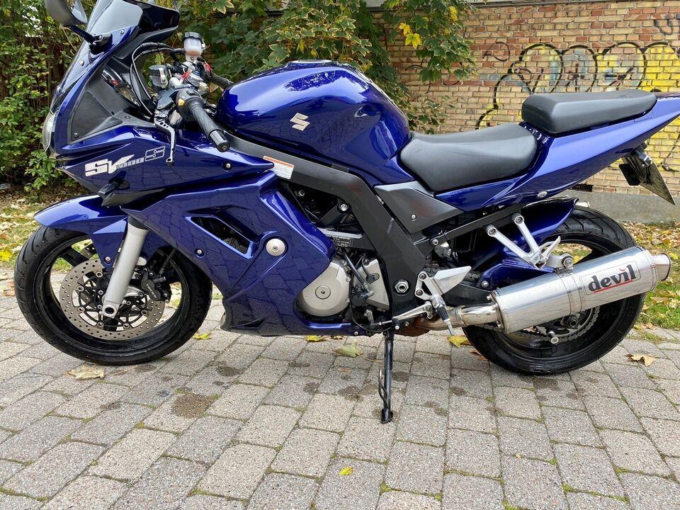 Suzuki, SV 1000s, 996 ccm