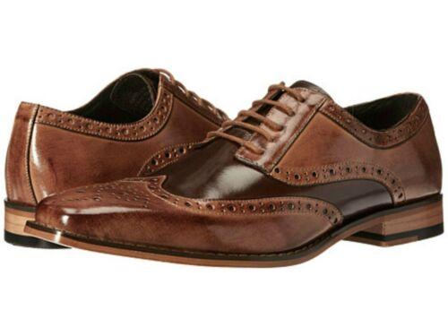 Adams 25092 Kleid Tinsley Leder Oxford Herren Hellbraunes Schuhe 238 Stacy Wingtip 1afqwxfd
