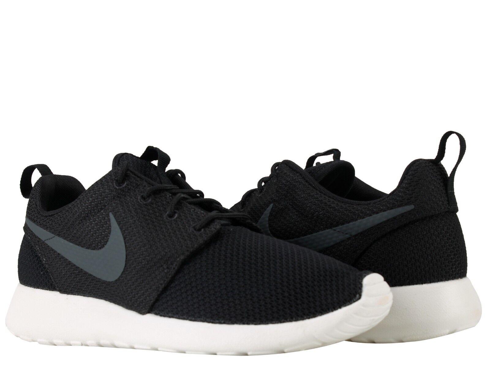 Nike Roshe One Black White Comfortable shoes For Men's New In Box 511881 010