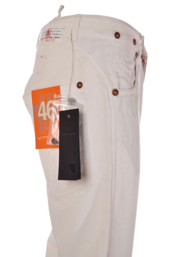 Messagerie Pants Male White 2876301A184504