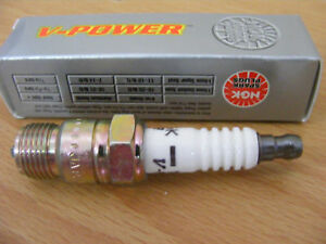 NEW V-Power Spark Plug NGK 7052 YR5