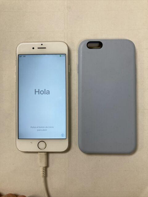 Apple iPhone 6S - 16GB - Silver (Unlocked) Verizon