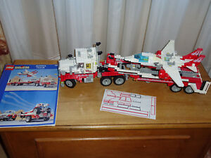 Lego Technic System 5591 Mach Ii Red Bird Complet A 100 % Avec Notice