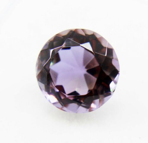 6,90 Karat Natürlicher 11mm Alexandrit-Farbwechsel Runde Form GGL zertifiziert