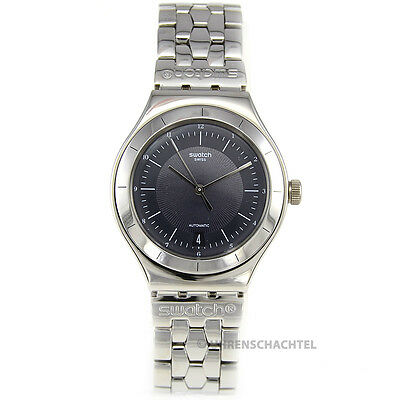 Swatch Uhr Irony Automatic TERZA STAGIONE YAS411G NEW AND IN ORIGINAL BOX