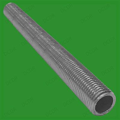 Electrical Lamp Socket 1x M10 50mm x 10mm Allthread Hollow Threaded Rod Tube