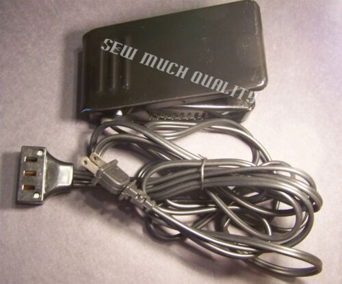 FOOT CONTROL PEDAL W// Cord Kenmore 158.12391 158.12392 158.12410 158.12411