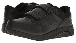 New Balance Men's 928v3 Walking shoes Hook Loop Black-MW928HB3 Choose Size NIB