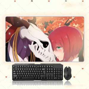 Anime playmat The Ancient Magus Bride Gaming Extra Large Mouse Pad Playmat