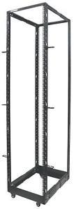 Intellinet-Open-Frame-Rack-19-039-039-4-Montanti-45U-con-profondita-regolabile