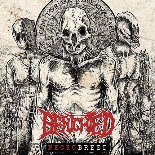 BENIGHTED - NECROBREED   CD NEW!