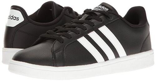 Wholesale adidas Men's NEO Cloudfoam Advantage Fashion Sneaker B74264 Black/White/White  for sale